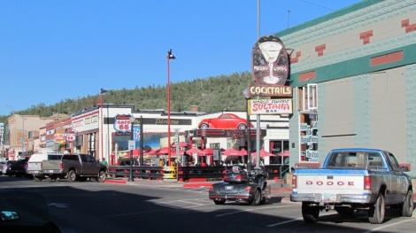 Main Street (Route 66) in Williams, AZ